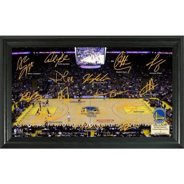 NBA Golden State Warriors Signature Court