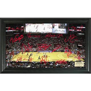 NBA Houston Rockets Signature Court