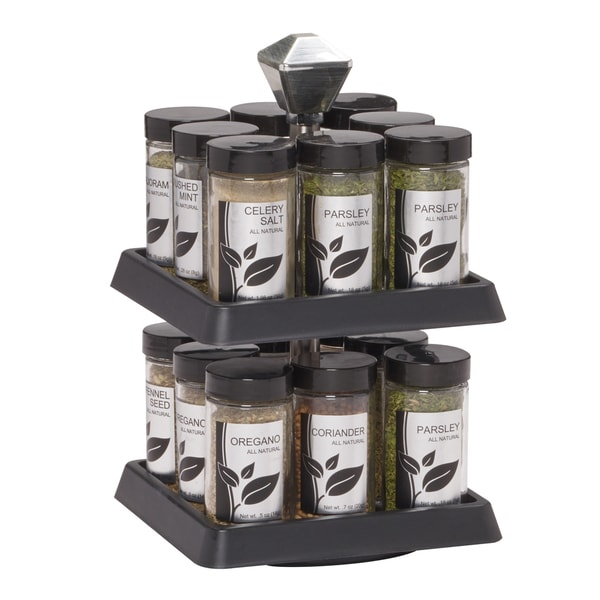 Kamenstein II 16 Jar Spice Rack