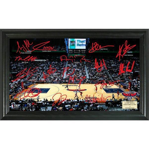 Atlanta Hawks Signature Court