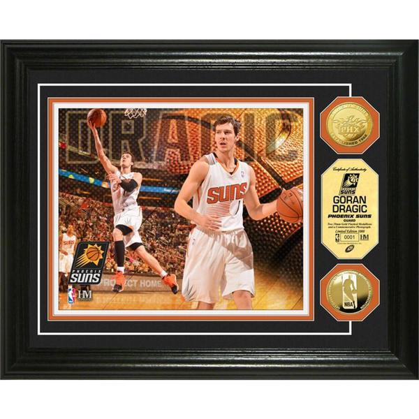 NBA Goran Dragic Gold Coin Photo Mint