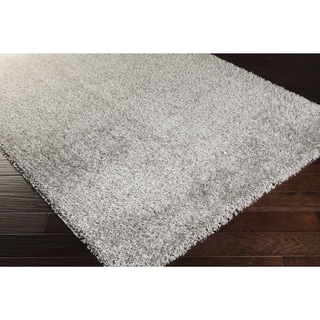 Meticulously Woven Carlene Solid Shag Rug (5'3 x 7'6)