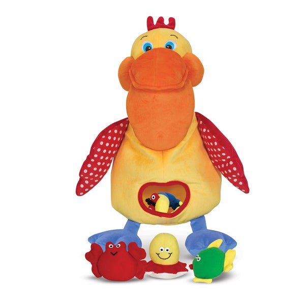 Melissa and Doug Hungry Pelican Learning Toy