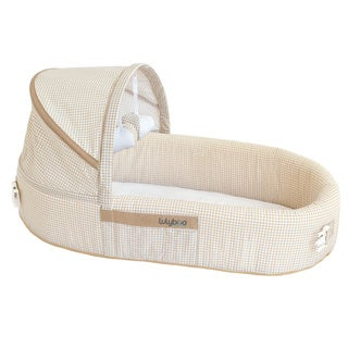 Lulyboo Natural Travel Baby Lounger