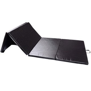 Soozier Black Gym Mat (4' x 10')