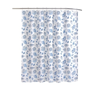Waverly Low Tide Shower Curtain