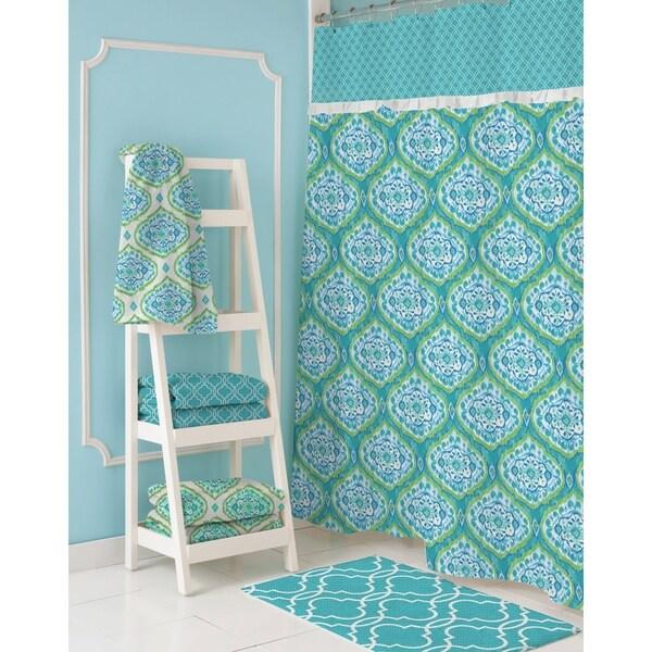 Dena Home Tangier Shower Curtain 16802409 Overstock
