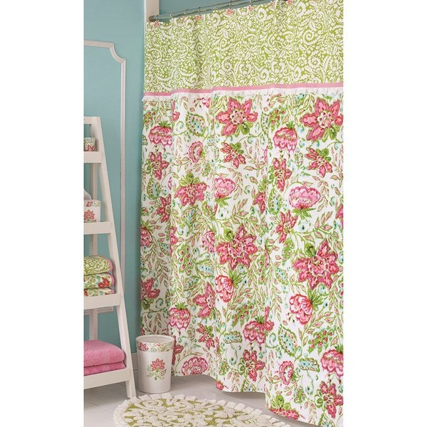 Dena Home Ikat Shower Curtain