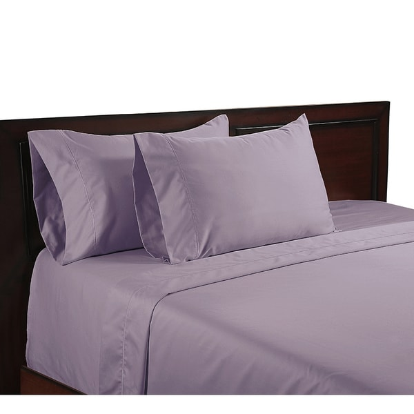 Color Sense Egyptian Cotton Silky Touch 400 Thread Count Sheet Set