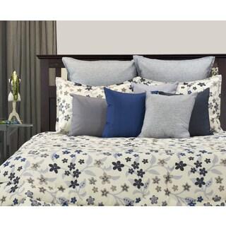 Meadow Floral Field 3-piece Comforter Set