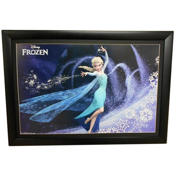 Disney Frozen Princess Framed Poster