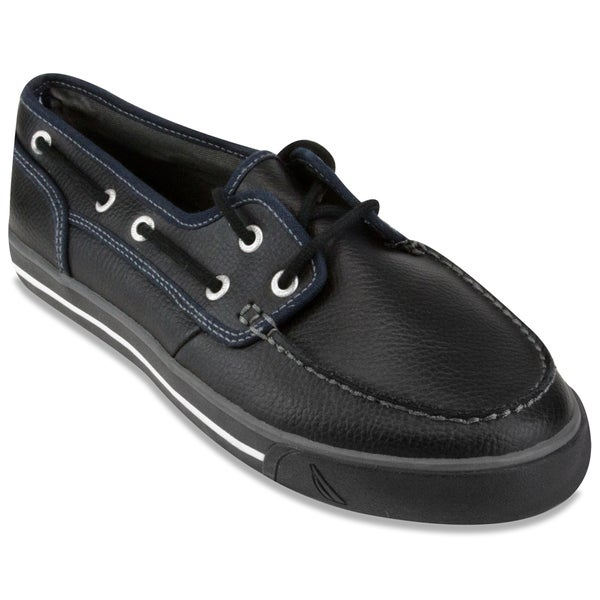 Nautica Men's Del Mar Low Leather Slip-on