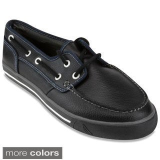 Nautica Del Mar Low Leather Slip-on