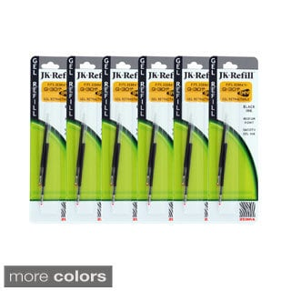 Zebra JK-Refll G301 Retractable Ballpoint Pen Refills