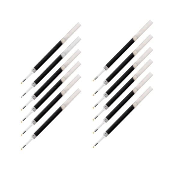 Pentel Energel Rtx, Deluxe Rtx, Deluxe, Metal Tip Pen Refills