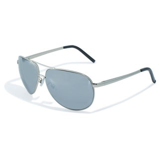 Swag Sunglasses Aviator A Silver Frame Sunglasses