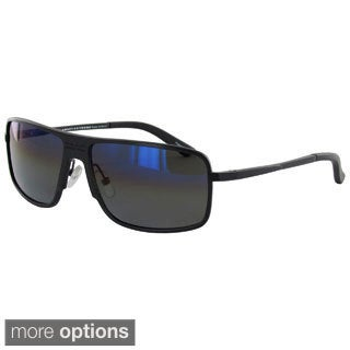 Vuarnet Extreme 7004 Square Aviator Polarized Sunglasses