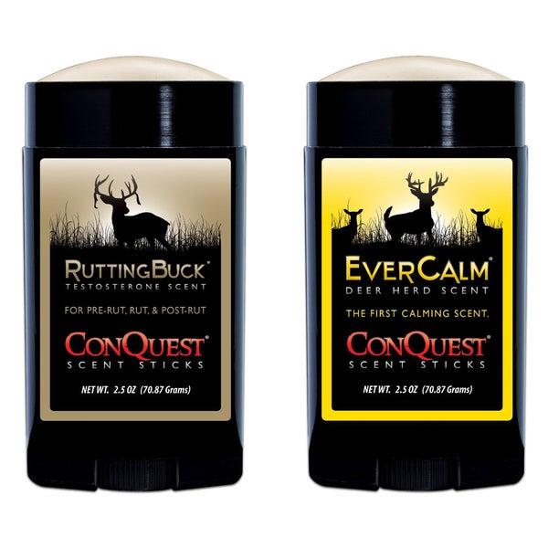 Conquest Scents Rutting Buck Stick Formula Pack