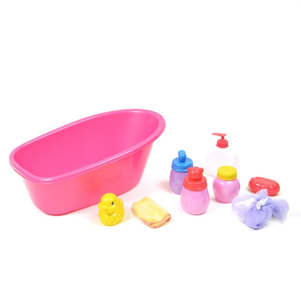 Baby Doll Bathtub Accessory Set