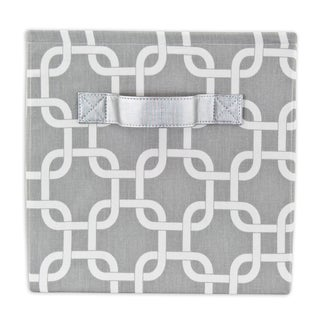 Gotcha Storm Grey/ White Storage Bin