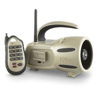 ICOtec GC300 Call of the Wild 12-call Electronic Predator Game Call
