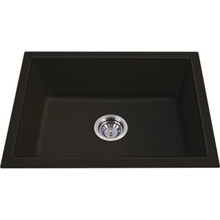 Ukinox Granite Undermount Single-bowl Sink
