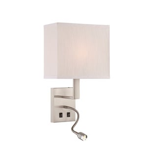 Lite Source 2-light Wall Lamp