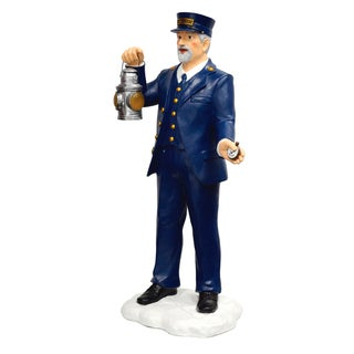 Lionel Trains Conductor Door Greeter Character