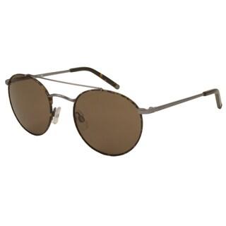 Kenneth Cole Men's KC7096 Round Sunglasses