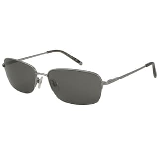 Kenneth Cole Men's KC7024 Rectangular Sunglasses