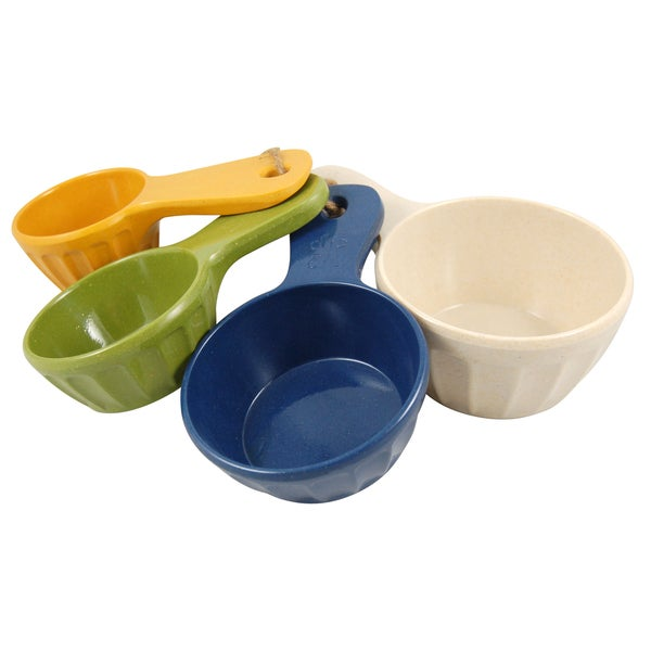 Melaboo 4-Piece Assorted Measuring Cups