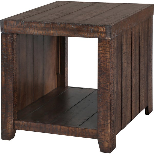 Magnussen Caitlyn Rectangular End Table