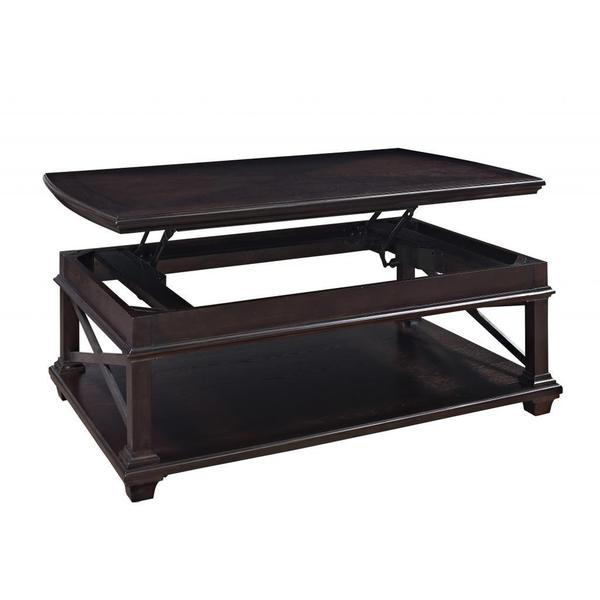 Magnussen Sorrento Lift Top Cocktail Table with Casters