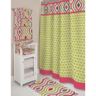 Waverly Optic Delight Shower Curtain