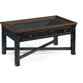 Magnussen Clanton Wood Small Rectangular Cocktail Table
