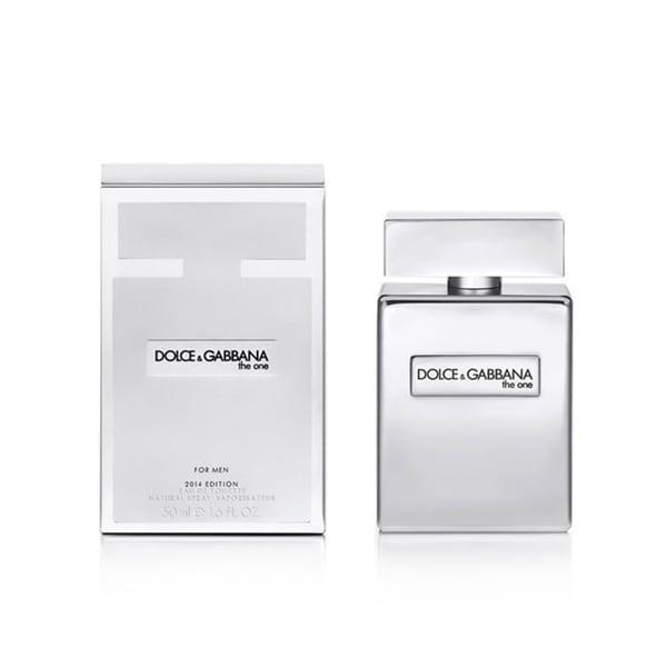Dolce & Gabbana The One Men's 1.6-ounce Eau de Toilette Spray (2014 Edition)
