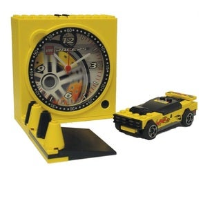 Lego Racers Clock