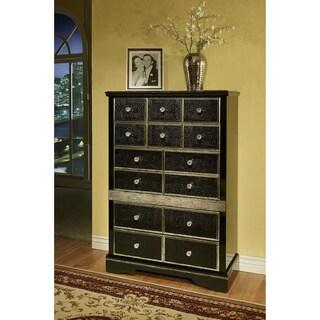 Sandberg Furniture Hollywood Glamour 5-drawer Chest