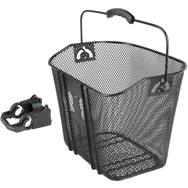 M-Wave BA-F Quick Release Wire Basket