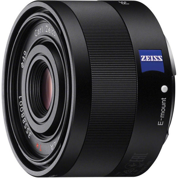 Sony Sonnar T* FE 35mm f/2.8 ZA Wide Angle Lens