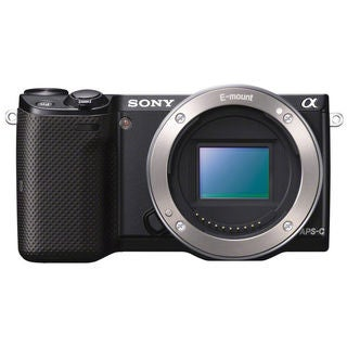 Sony Alpha NEX-5T Mirrorless Digital Camera (Body Only)