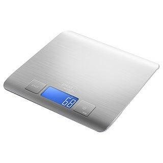 Smart Weigh TZ5000 Sleek Cuisine Stainless Steel Digital Kitchen Scale