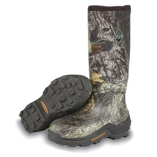 Muck Boot Company Woody Elite Stealth Hunting Mossy Oak Hunting Boots