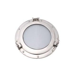 Aluminum Sea Boat Porthole Mirror