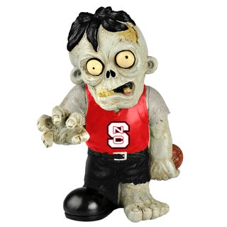 Forever Collectibles NCAA North Carolina State Wolfpack 9-inch Zombie Figurine