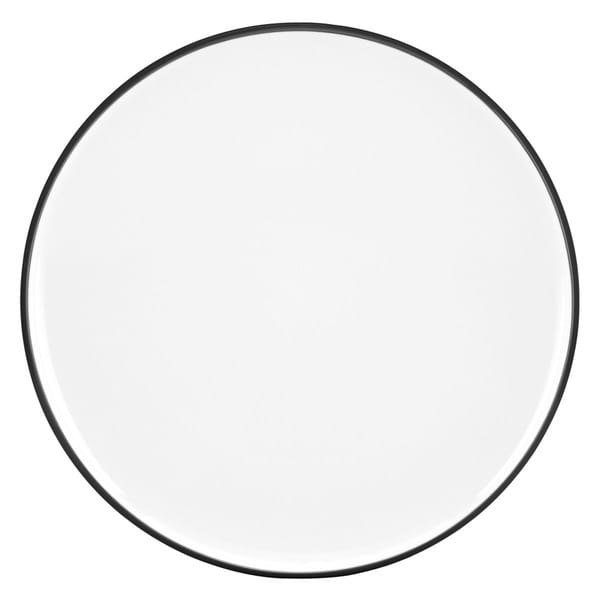 Lenox Kobenstyle White/ Black Dinner Plate
