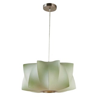 Legion Furniture Green Ceiling Cocon Lamp