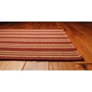 Wexford Cotton Stripe Rag Rug (6' x 9')