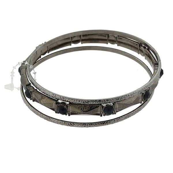 1928 Trendy Bangle Bracelet Set