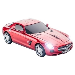 Click Car Mercedes-Benz SLS AMG Wireless Optical Mouse - Red